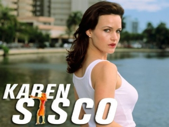 Karen Sisco tv show photo
