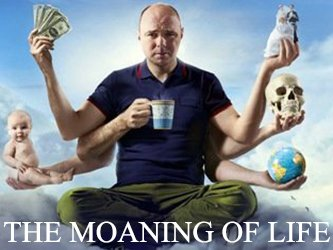 Karl Pilkington: The Moaning of Life (UK) tv show photo