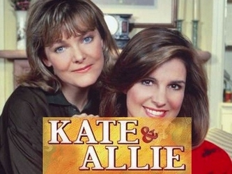 Kate & Allie tv show photo