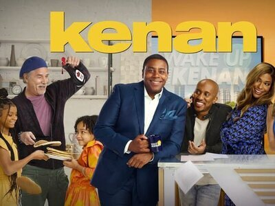 Kenan tv show photo