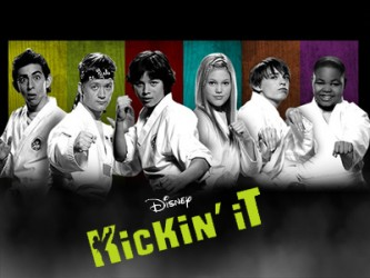 Kickin' It tv show photo