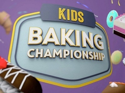 Kids Baking Championship TV Show