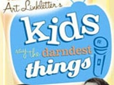 Kids Say the Darndest Things tv show photo