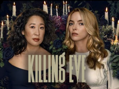 Killing Eve tv show photo