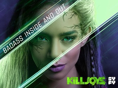 Killjoys tv show photo