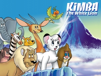 Kimba the White Lion (Dubbed) tv show photo