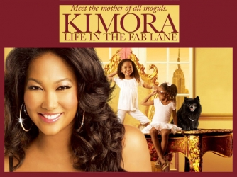 Kimora: Life in the Fab Lane