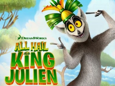 All Hail King Julien tv show photo