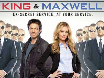 King & Maxwell tv show photo