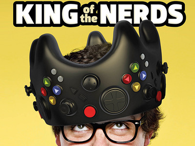 King of the Nerds tv show photo