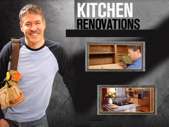 Kitchen Renovations tv show photo