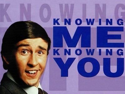 Knowing Me, Knowing You with Alan Partridge (UK) tv show photo