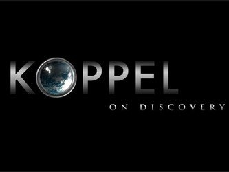 Koppel on Discovery tv show photo