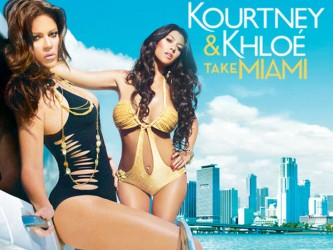 Kourtney and Khloe Take Miami tv show photo