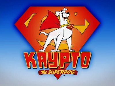 Krypto the Superdog tv show photo