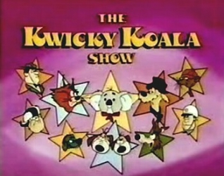The Kwicky Koala Show tv show photo