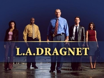 L.A. Dragnet tv show photo