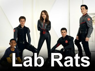 Lab Rats tv show photo