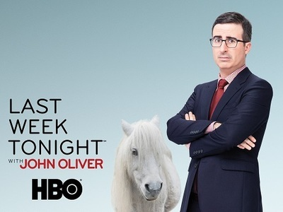 Last Week Tonight With John Oliver tv show photo