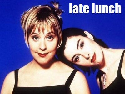 Late Lunch (UK) tv show photo