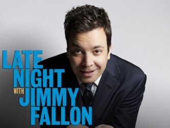 Late Night with Jimmy Fallon tv show photo