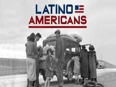 Latino Americans tv show photo