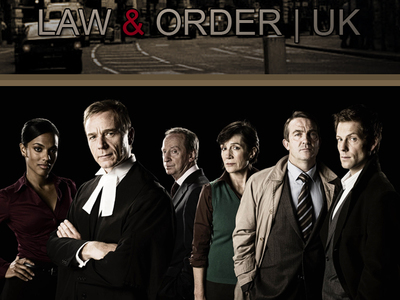 Law & Order: UK TV Show