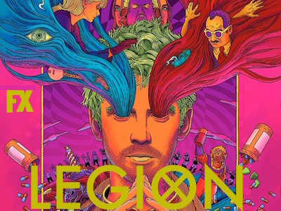 Legion tv show photo