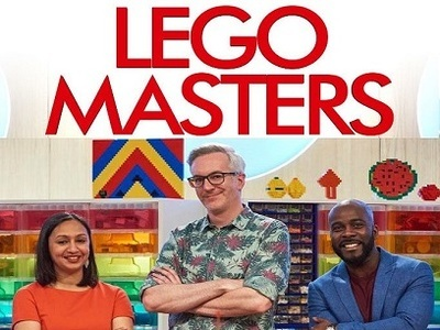 LEGO Masters tv show photo