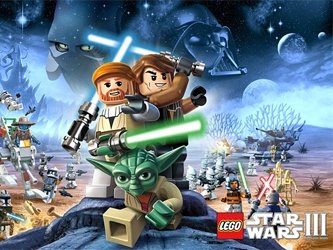 LEGO Star Wars tv show photo