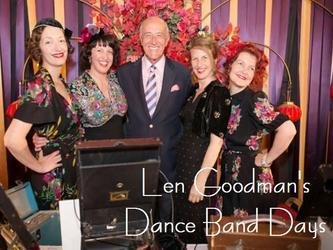 Len Goodman's Dance Band Days (UK) tv show photo