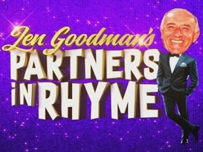 Len Goodman's Partners in Rhyme tv show photo