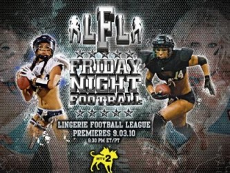 LFL Presents Friday Night Football on MTV2 tv show photo