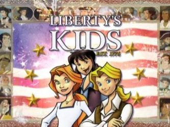 Liberty's Kids tv show photo