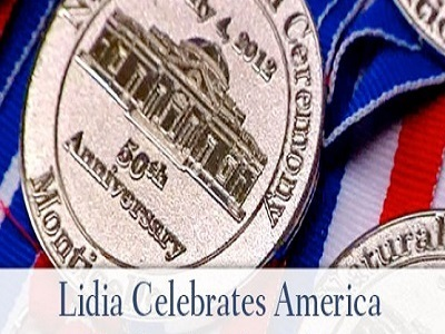 Lidia Celebrates America tv show photo