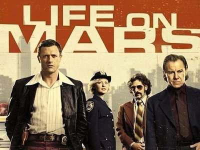 Life on Mars tv show photo