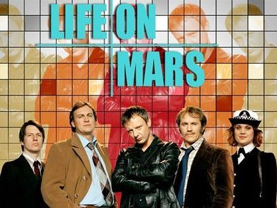 Life on Mars (UK) tv show photo