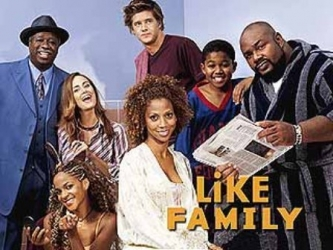 Like Family tv show photo