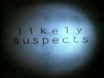 Likely Suspects tv show photo