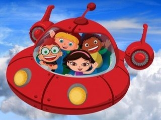 Little Einsteins tv show photo