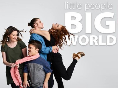 Little People, Big World