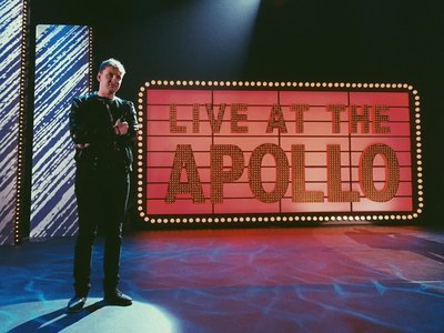 Live At The Apollo (UK)
