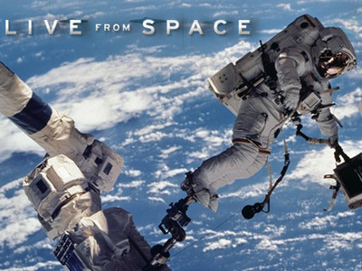 Live From Space tv show photo