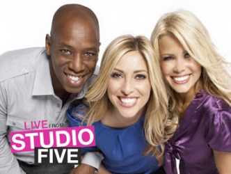 Live From Studio Five (UK) tv show photo