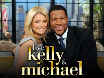 Live with Kelly and Michael tv show photo