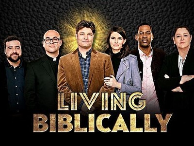 Living Biblically tv show photo