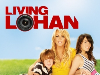Living Lohan tv show photo