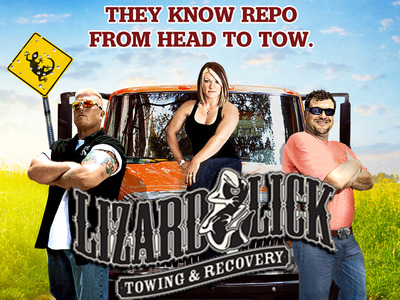 Lizard Lick Towing tv show photo
