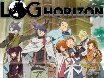 Log Horizon tv show photo