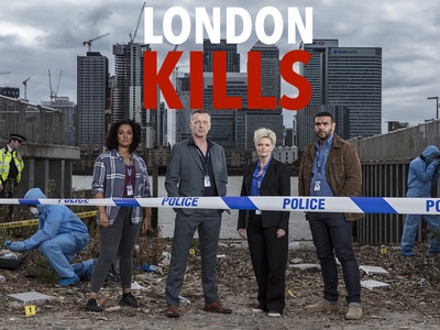 London Kills tv show photo